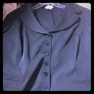 Jackets & Blazers - K C Spencer black blazer